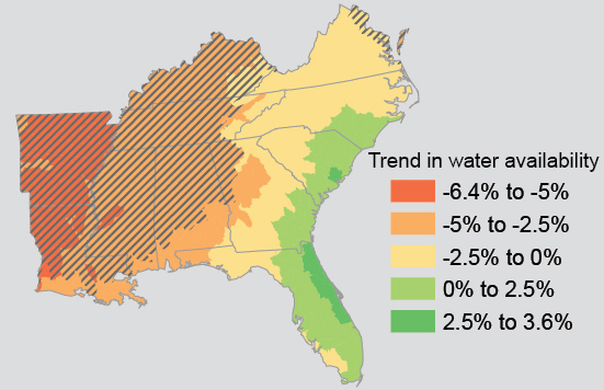 Climate Impacts in the Southeast Climate Change Impacts US EPA