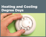 Heating and Cooling Degree Days